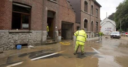 Prévention des inondations et coulées de boue en cas d'orage