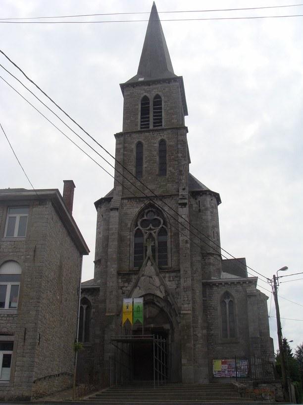 Hanzinne - Eglise
