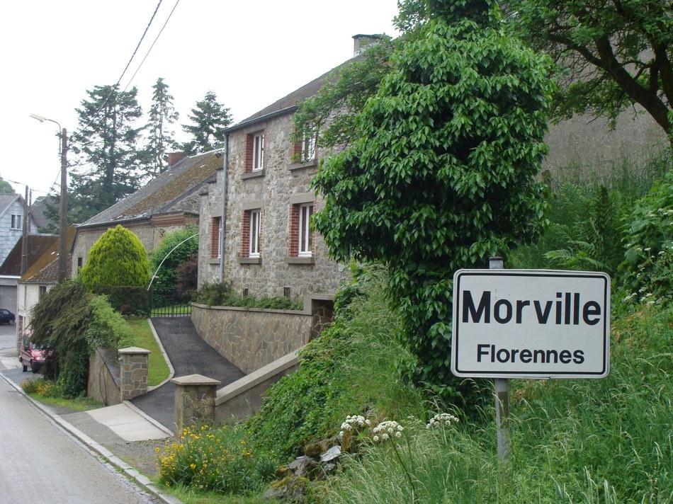 Morville - Rue des Meuniers