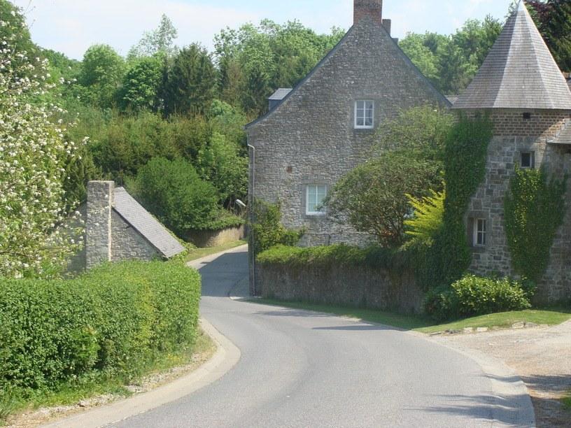 Saint-Aubin - Rue des Fermes