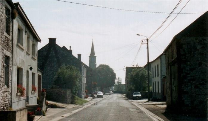 Flavion - Rue du Cobut