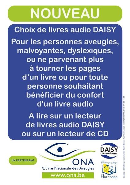 Livres-Daisy