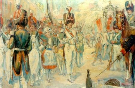 """La marche """"Saints Pierre & Paul """"de Florennes fêtera ses 200 ans en 2025"""