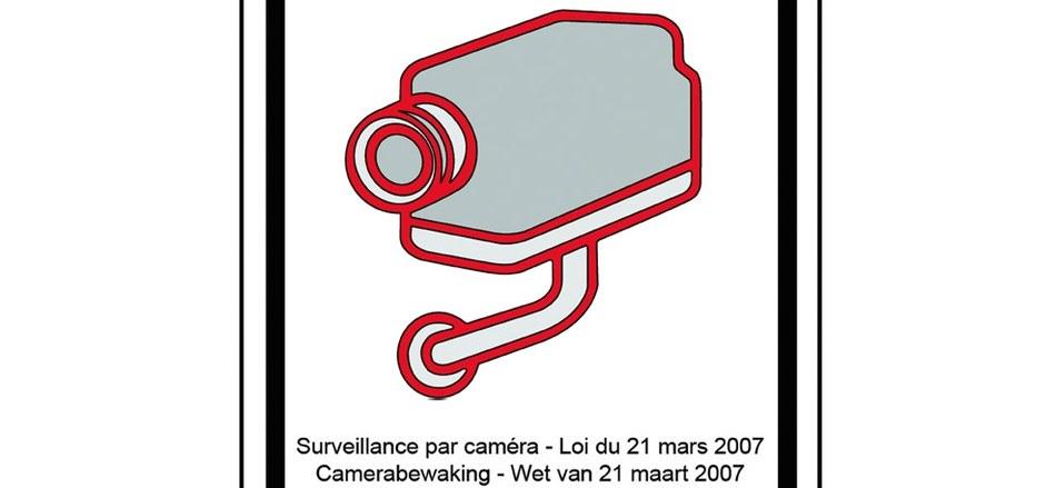 Système de vidéosurveillance - information
