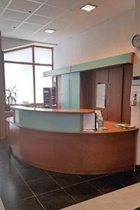 bureau accueil