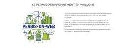 Le permis d'environnement outil en ligne