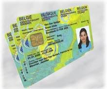 Carte d'identité électronique