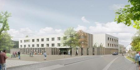 CPAS de Florennes: Construction d'une maison de repos et soins